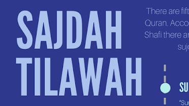 Sajdah Tilawah   Hadith perspective